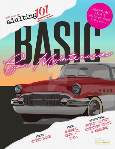 Basic Car Maintenance >> Basic Car Maintenance By Caittiemelartwork On Deviantart