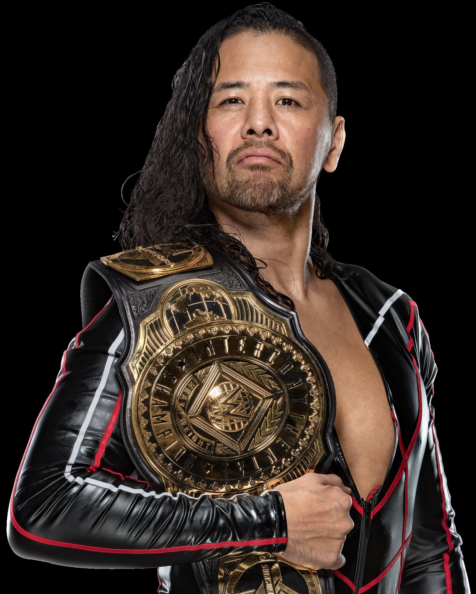 Resultado de imagen de nakamura intercontinental champion
