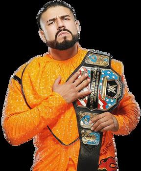 Andrade Almas United States Champion PNG
