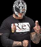 Rey Mysterio 2020 Render
