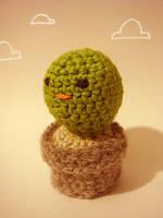 Hello Cactus 2 by AnnekaTran