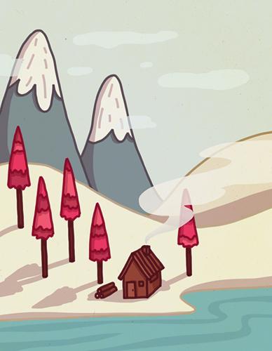 Mountains by AnnekaTran