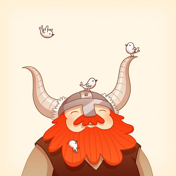 Leagues of the North Happy_Viking_by_enkana