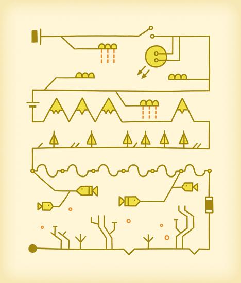 Bio Circuit by enkana