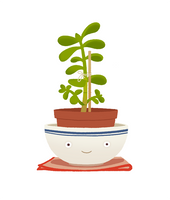 Little Plant by AnnekaTran