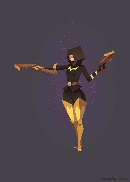Demon Hunter by enkana