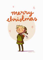 Merry 2013 by AnnekaTran