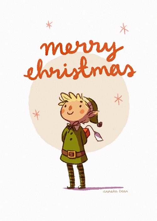 Merry 2013 by enkana