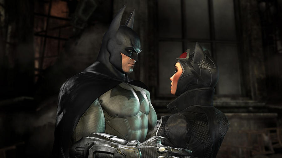 Batman Arkham City by Genius-MasterminD