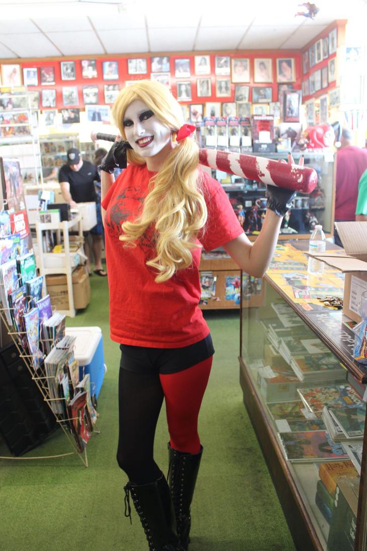 Harley Quinn by TokyoGeist