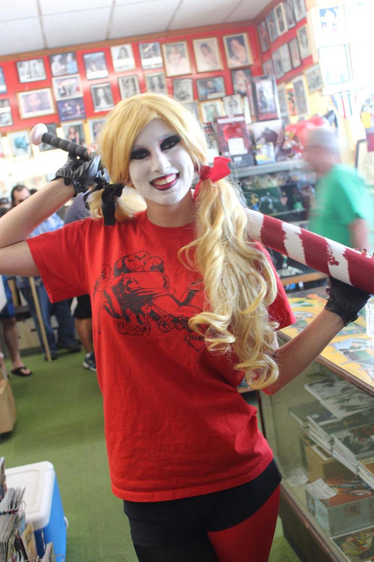 Harley Quinn 2 by TokyoGeist