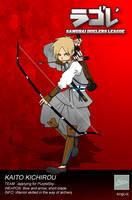SDL: Kaito Kichirou by kingLoL
