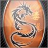 Dragon by calideya