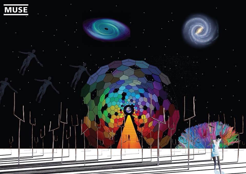 Muse Wallpaper (Album Landscape) By LinkinMuser On DeviantArt