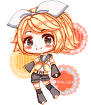 Kagamine Rin Page doll! (With Tutorial)