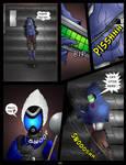 Akacya: The Bounty Hunter Page 101