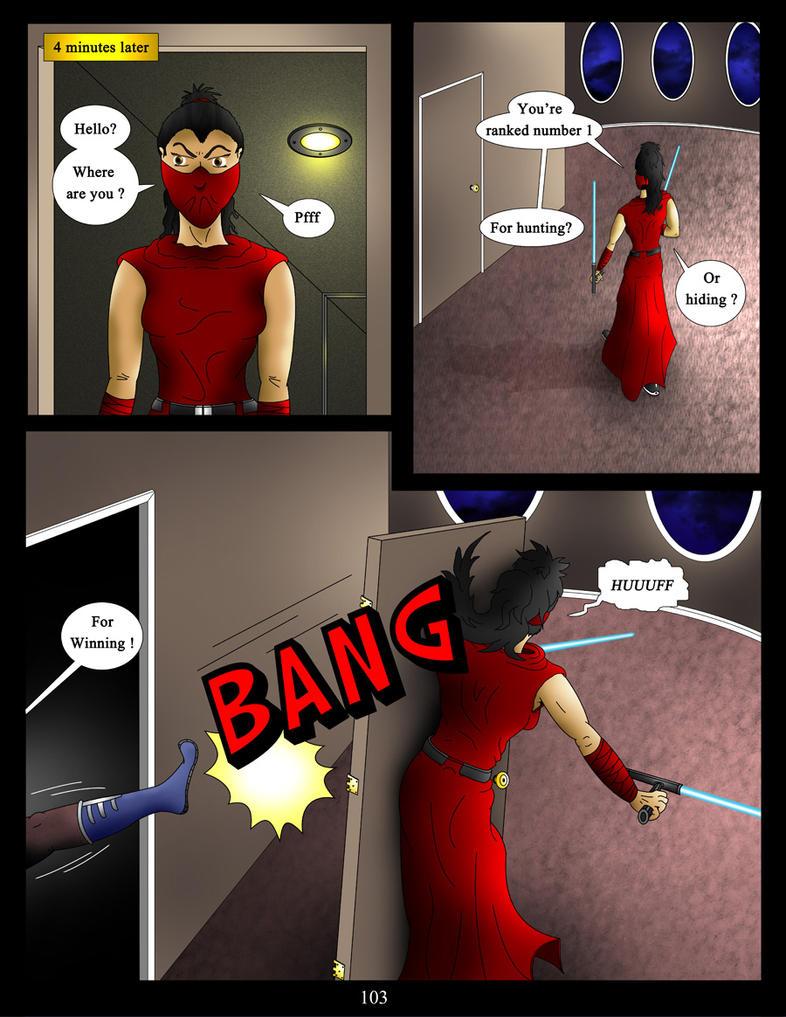 Akacya: The Bounty Hunter Page 103 by Shinkalork