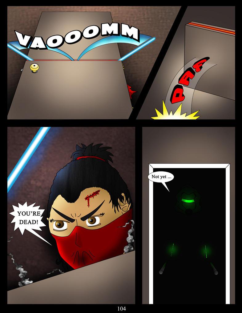 Akacya: The Bounty Hunter Page 104 by Shinkalork