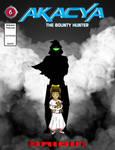 Akacya: The Bounty Hunter Page 122 - Cover 6