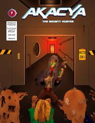 Akacya: The Bounty Hunter Page 143 Cover Chapter 7 by Shinkalork