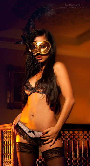 masquerade. by luanalani