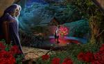 Rapunzel, Scene 1