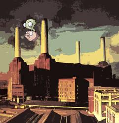 Gir Floyd - Animals by goRillA-iNK