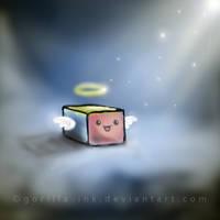 All Art Blocks Go To Heaven by goRillA-iNK