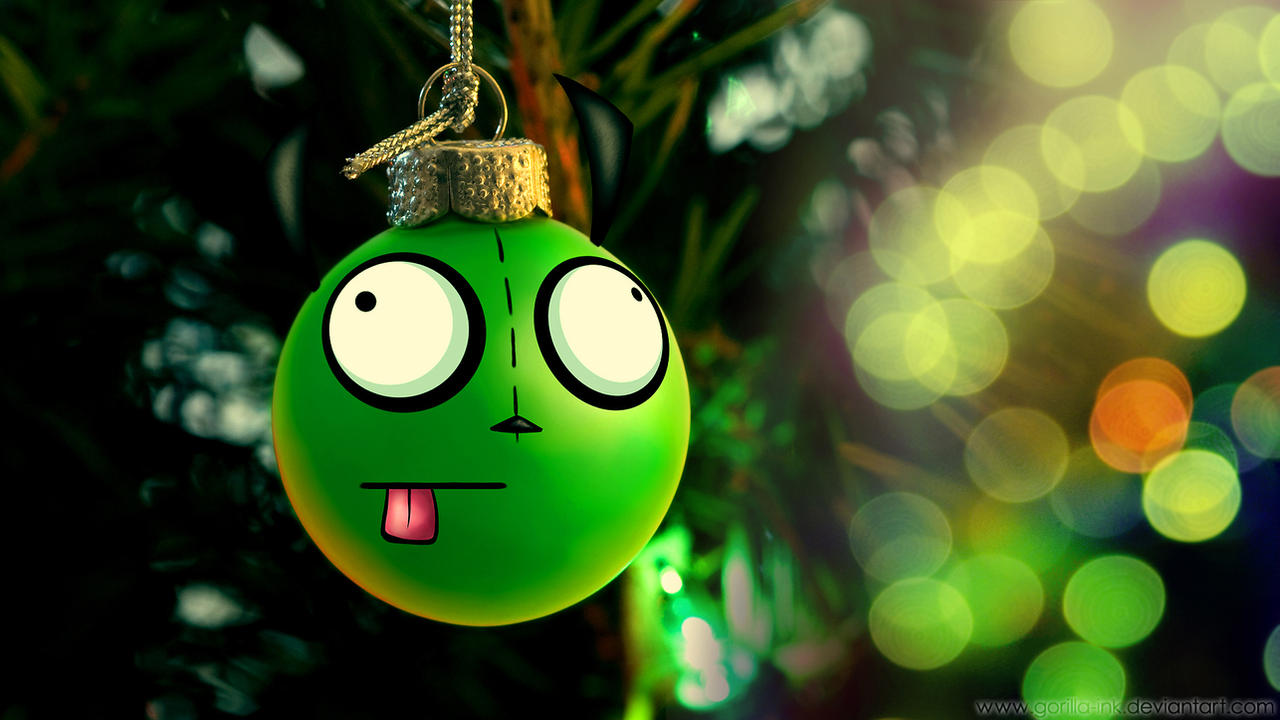 Merry christmas and a happy gir year by gorilla ink on deviantart merry christmas and a happy gir year by gorilla ink voltagebd Choice Image