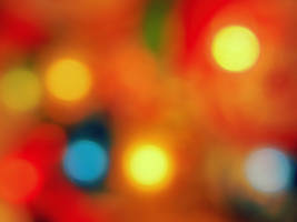 :::Colorful Bokeh Texture::: by goRillA-iNK