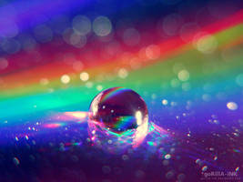 Colour Spectrum Overload by goRillA-iNK