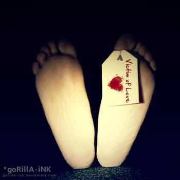 Victim of Love by goRillA-iNK