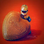 I Love Your Crunchy Heart