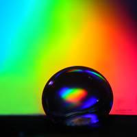 Rainbow In The Dark by goRillA-iNK