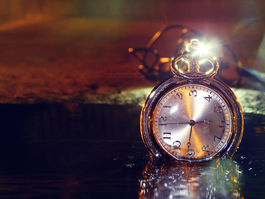Morphing Thru Time by goRillA-iNK