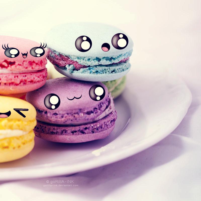Mac Cuteness by goRillA-iNK