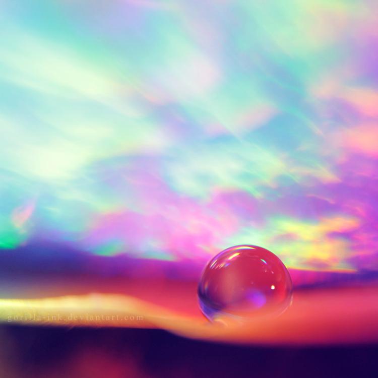 In Between Dreams... by goRillA-iNK