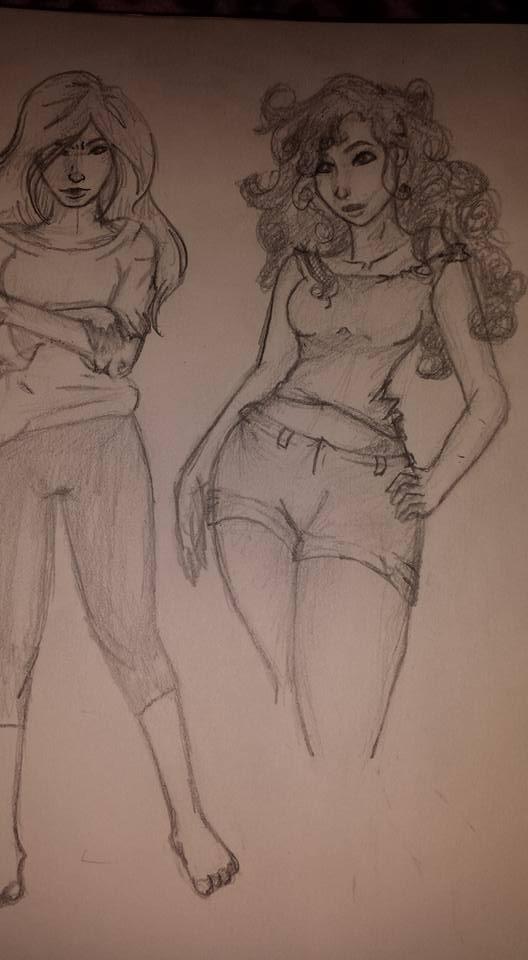 doodle by LolibunnyVivi