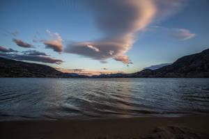 Sunset beach 2 by oddmountain