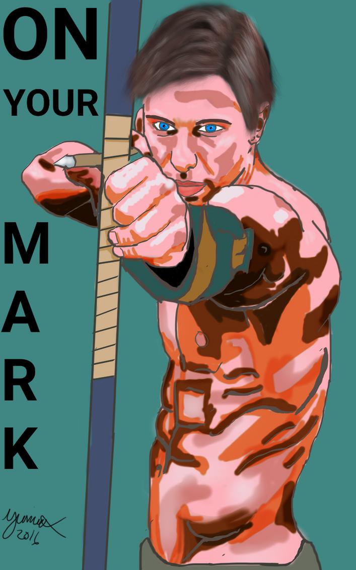 Onyourmark by ZyraOffical