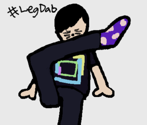 How to leg dab by CoolSkeleton03