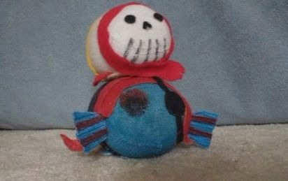 Papyrus and Undyne Tsum Tsums by CoolSkeleton03
