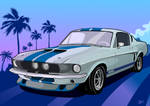 Grand theft auto Shelby cobra