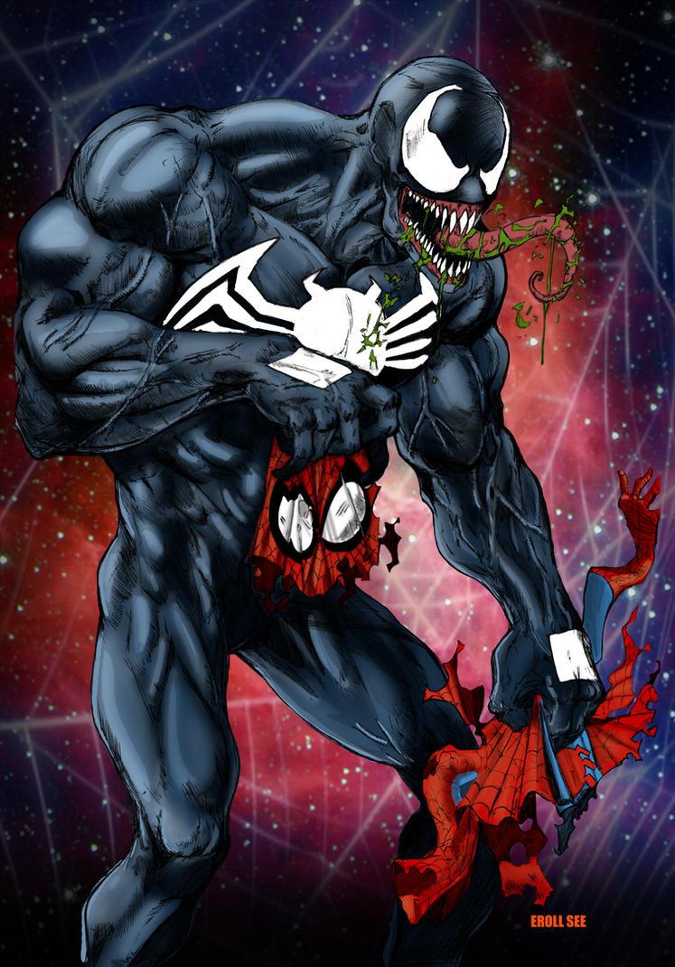 Venom by tas1138 on DeviantArt