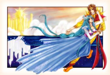 Celestial Dance by kaskachan