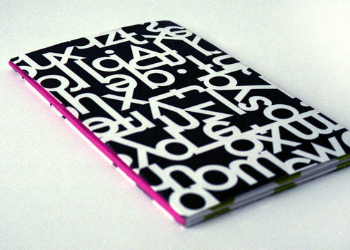 Accordian Fold Book by luer
