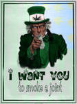 smoke a joint