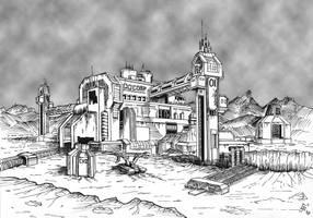 Terraforming factory by WekT