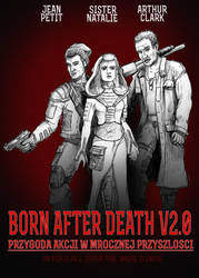 Born After Death- my action RPG adventure