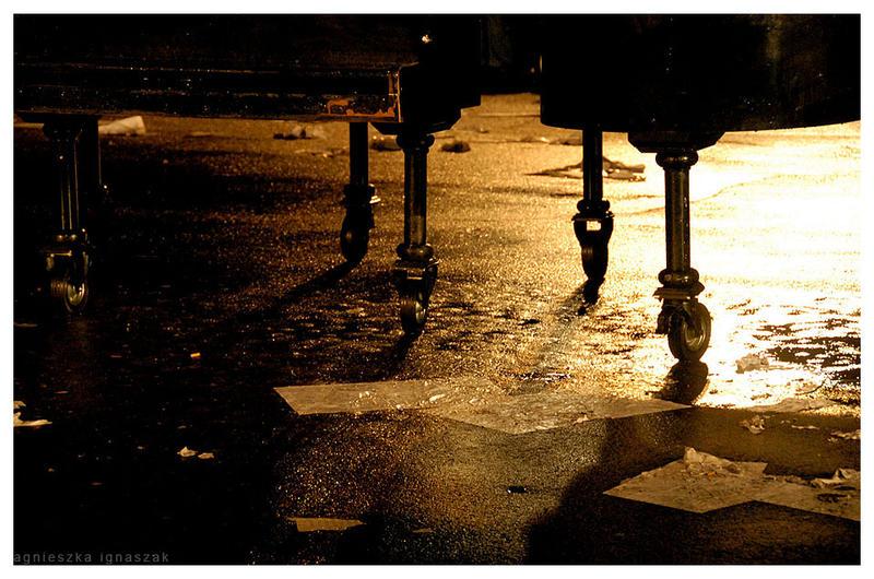 piano by wariatka
